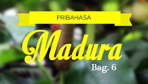 Pribahasa Bahasa Madura dan Artinya (6)