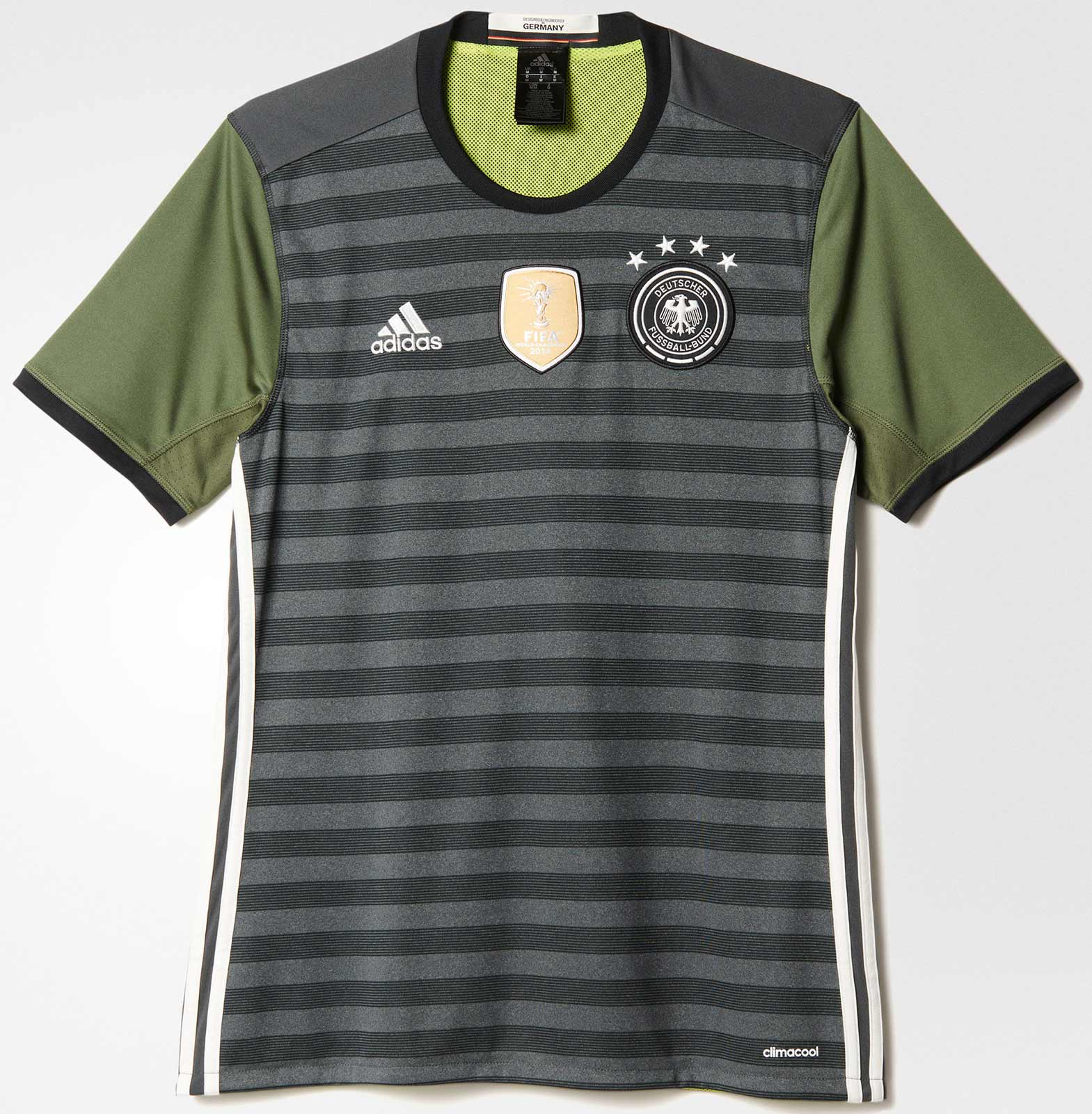Germany Euro 2016 Kit | New Home, Away Jersey