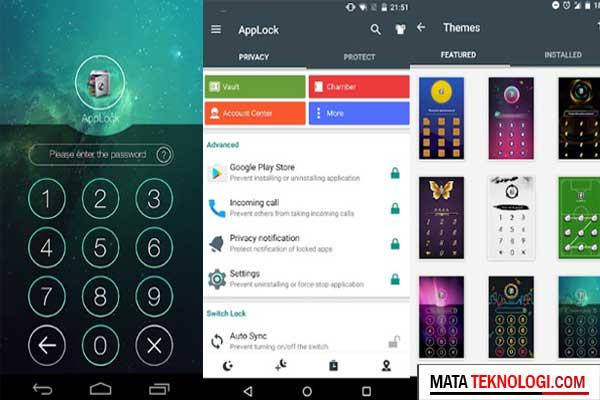 Aplikasi Pengunci Android Canggih