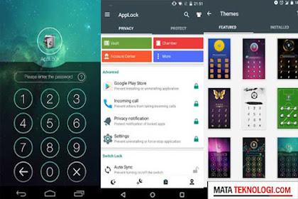 Aplikasi Pengunci Android Canggih dan Aman Digunakan