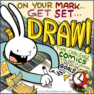 """On Your Mark...Get Set...Draw!"" July 8, 2016"