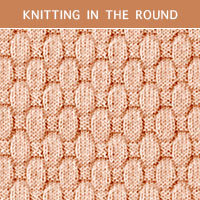 Knit Purl 55 -Knitting in the round
