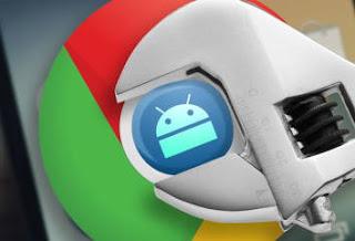 migliorare chrome android