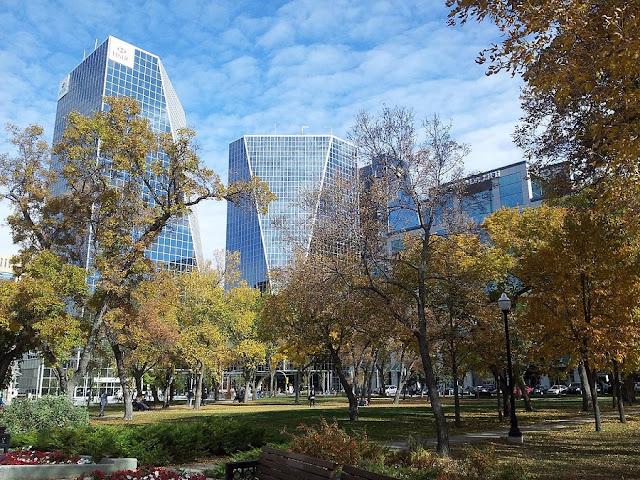 Outono em Regina