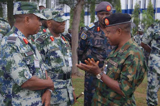List of Paramilitary Group in the Nigeria