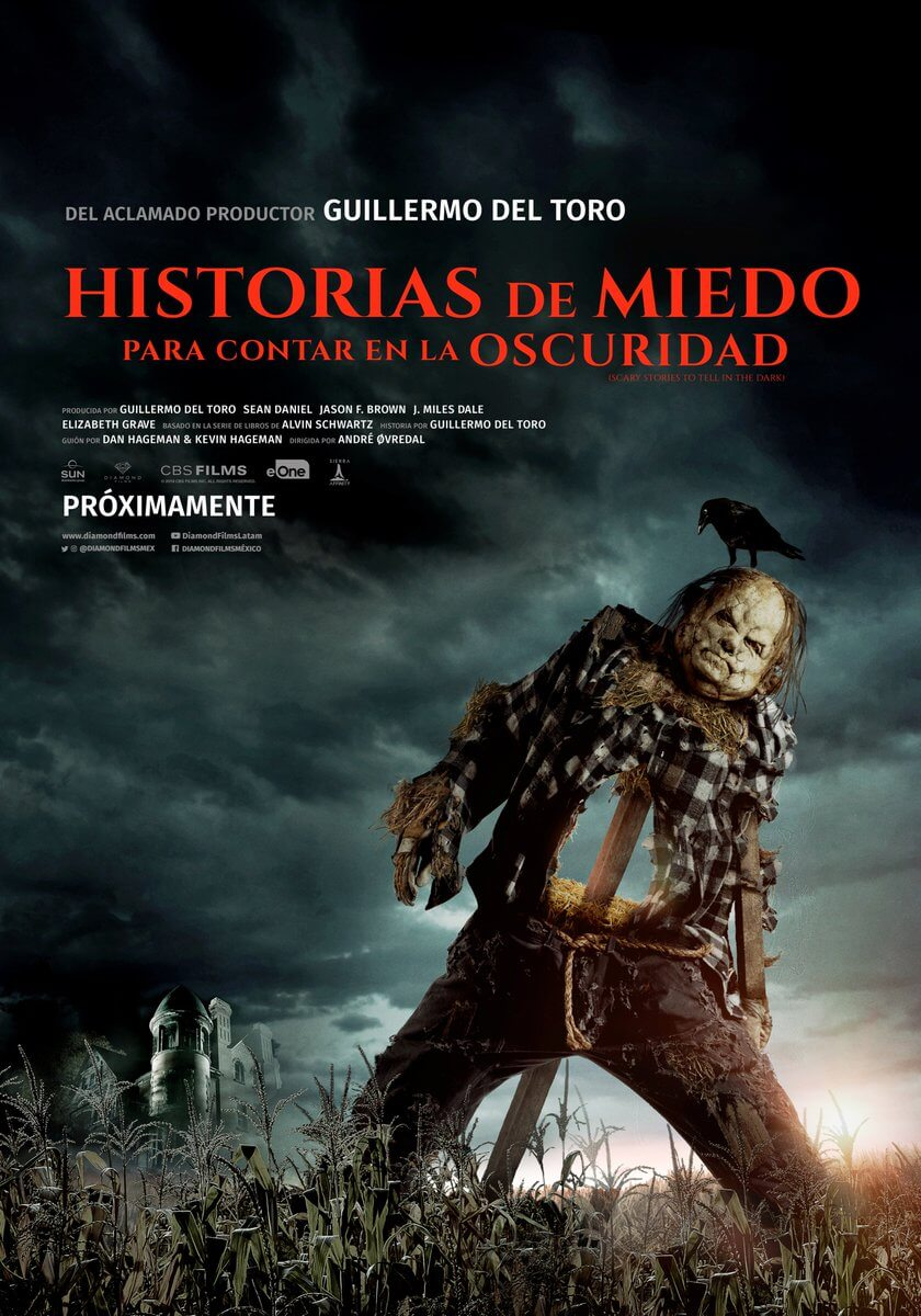 Scary Stories to Tell in the Dark (2019) [Hindi Subbed] 150MB HDCam 480p Full Movie Free Download