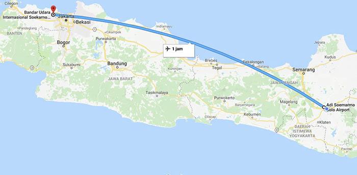 Solo-Jakarta