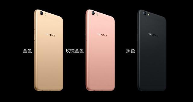 Oppo R9s và R9s Plus chính thức ra mắt, 2 camera 16MP có chống rung quang học