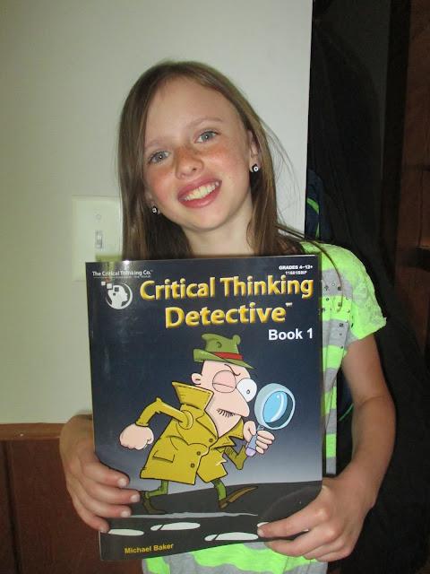 A Glimpse of Normal, Thinking skills, Math, Vocabulary, Critical Thinking, Language Arts