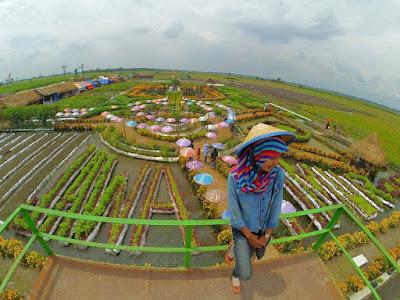 Lokasi Dan Harga Tiket Masuk Taman Ponggok Jombang