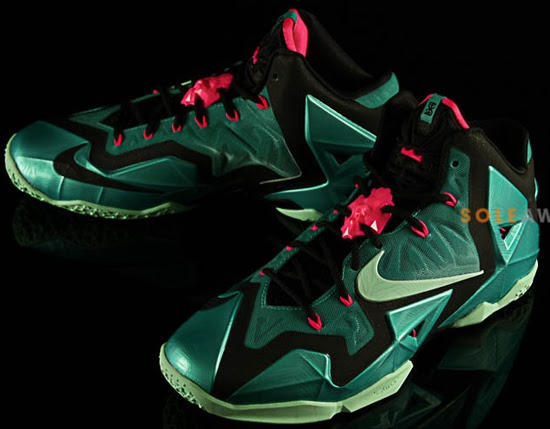 711436ea5ae5a ... best price last seen on the nike lebron 9 ps elite the fan favorite south  beach