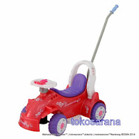 Ride-on Car Family FT6211 Formula Musik
