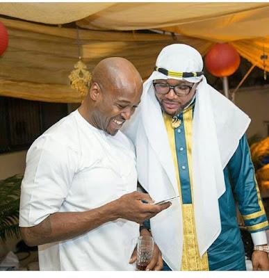 E-Money Celebrates Eid-el-kabir In Style