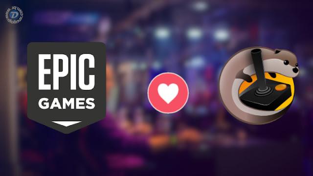 Epic Games Store agora roda no Lutris, e projeto ganha convite do Tim Sweeney