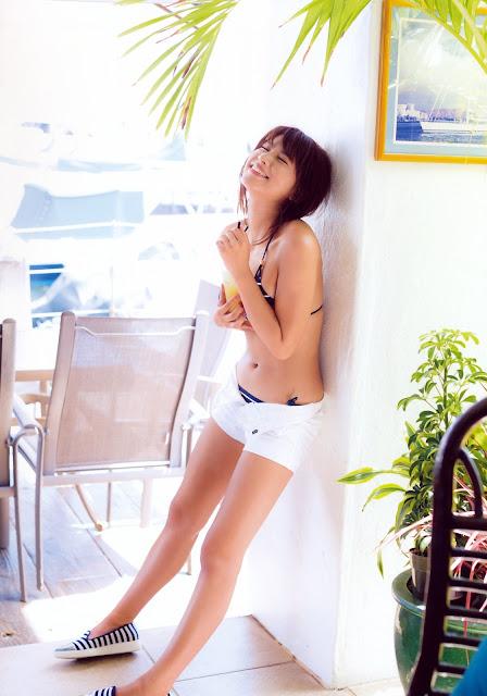 Ikumi Hisamatsu 久松郁実 La iku Photobook 25