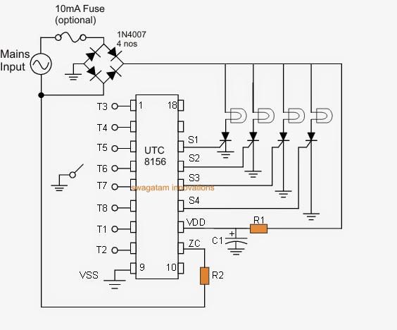 basic wiring diagram 110v