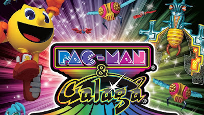 Pac Man and Galaga Dimensions 3DS CIA Region Free