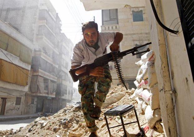 Οι διεθνείς επιπτώσεις του πολέμου στη Συρία