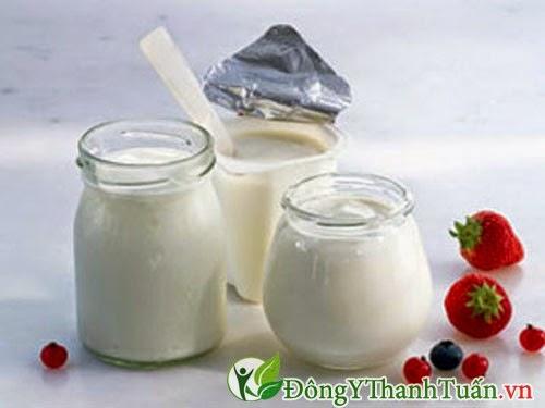 Cách dùng sữa chua trị hôi miệng hiệu quả như thế nào?