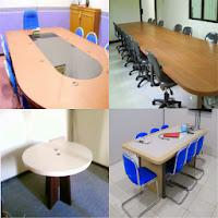 Custom Furniture Kantor (Office) Semarang - Meja Rapat Kantor Semarang 01
