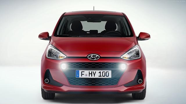 hyundai i10 2017 Xe Hyundai i10 2017 mới ra mắt có gì đặc biệt Hyundai i10 2017 2B 25285 2529