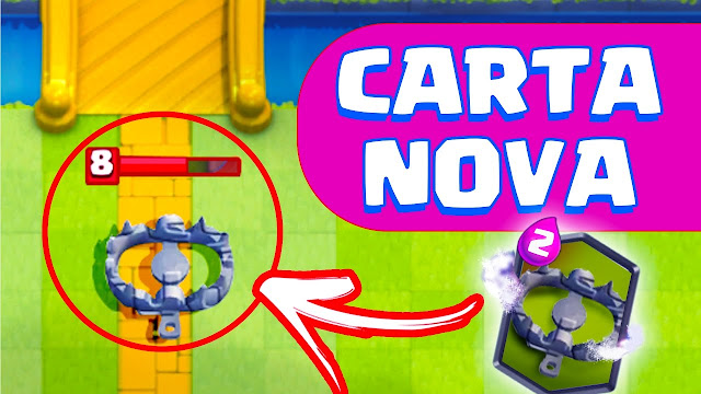 Nova Carta - Clash Royale