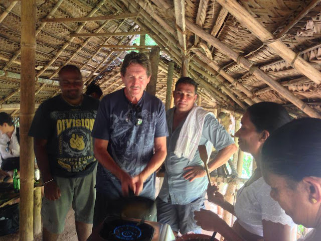 cooking demonstration by peter kuruvita