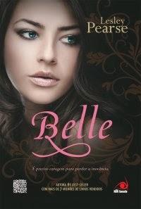 [Resenha]  Belle - Lesley Pearse