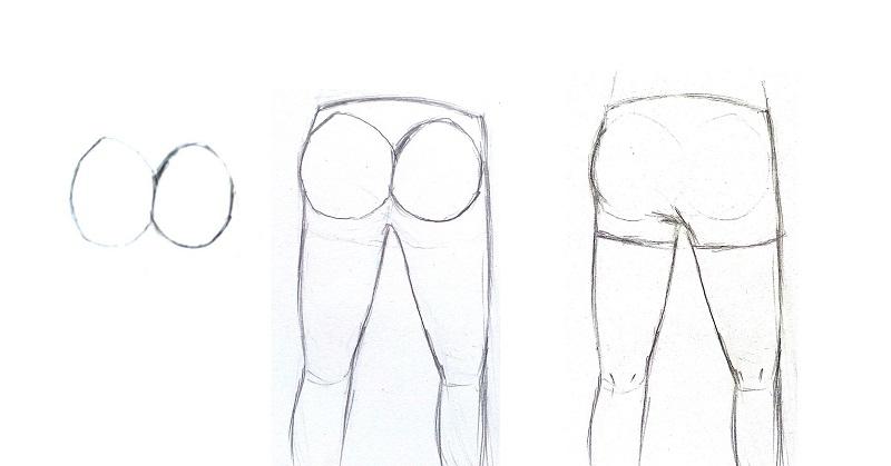 cara menggambar badan manga cowok - MAYAGAMI