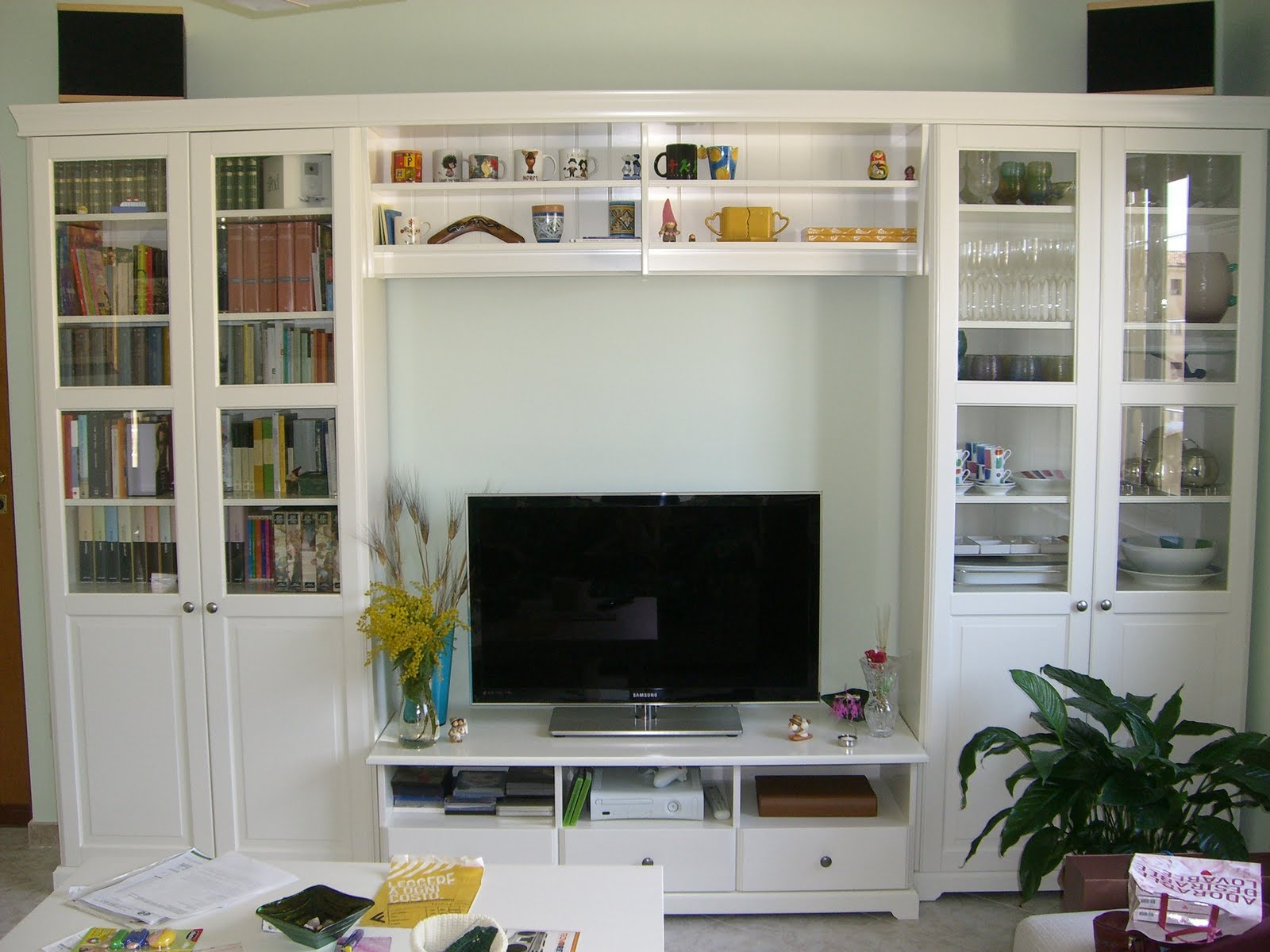 Ikea Liatorp Tv Stand Making The House A Home Pinterest  # Muebles Ikea Serie Liatorp