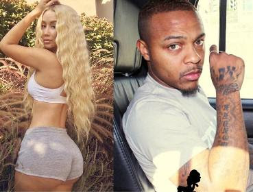 Lol. Bow Wow is on social media offering to eat Iggy Azalea's groceries