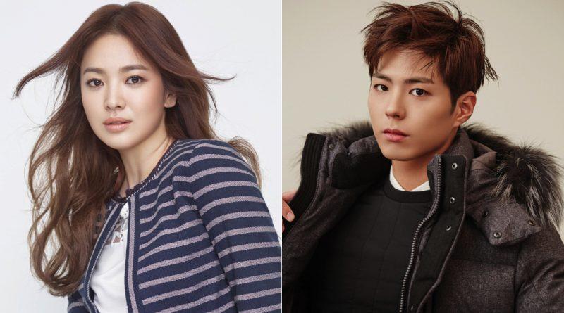 Song Hye Kyo ve Park Bo Gum'un Oynayacağı 'Boyfriend ...