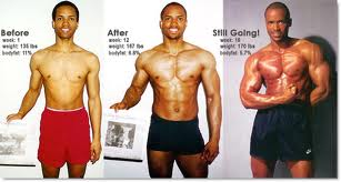 Gaining Muscle