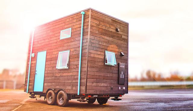 Bunk Box tiny house