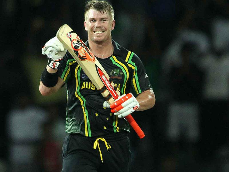 David Warner Fresh Hd Wallpaper 2013 All Cricket Stars