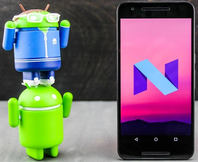 Android Nougat‬ Developer Preview