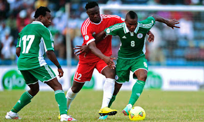 nigeria vs kenya world cup qualifier june 2013