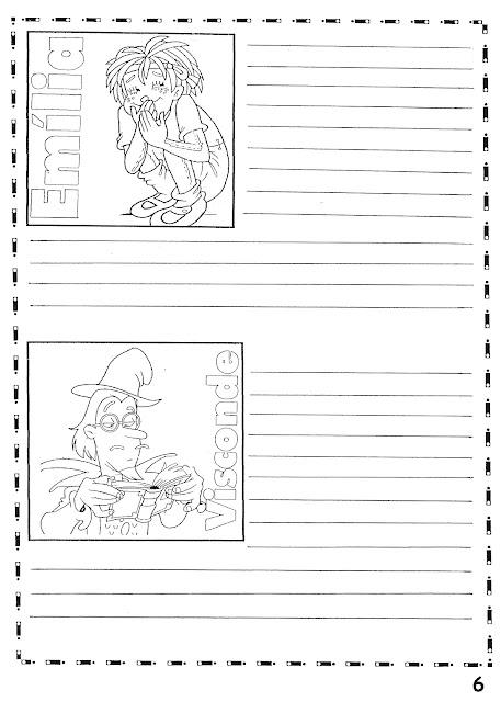 Dia do Livro Infantil: Fichas para produção de texto