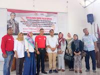 Sosialisasi 4 Pilar Kebangsaan Sukses Digelar oleh GPN Provinsi Lampung Bersama MPR RI