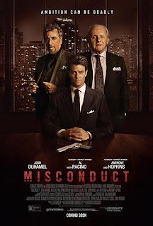 Misconduct (2016) Hindi Dual Audio BluRay | 720p | 480p