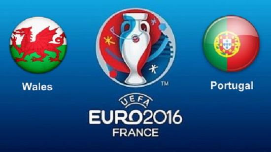 فيديو: البرتغال تفوز على ويلز وتصعد للنهائى