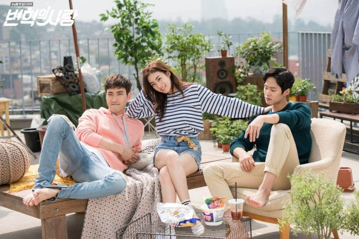 Download Drama Korea Revolutionary Love Batch Subtitle Indonesia