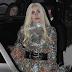 """FOTOS: Lady Gaga abandonando los """"Fashion Los Angeles Awards"""" - 20/03/16"""
