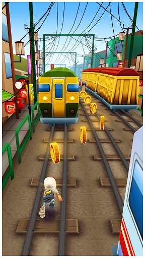 Subway Surfers Kyo