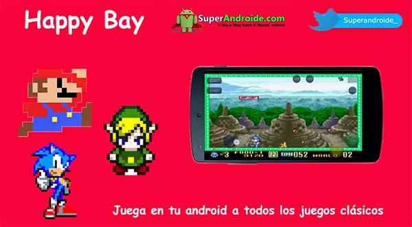 Happy Bay Todos Los Juegos Clasicos Retro Gratis Y En Una Sola