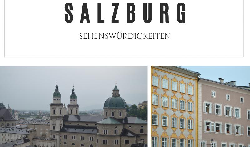 Top Sehenswürdigkeiten in Salzburg
