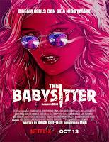 Poster de The Babysitter