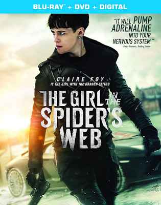 The Girl in the Spider's Web [2018] [BD25] [Latino]