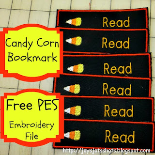 http://joysjotsshots.blogspot.com/2015/10/candy-corn-bookmarks-free-pes-file.html