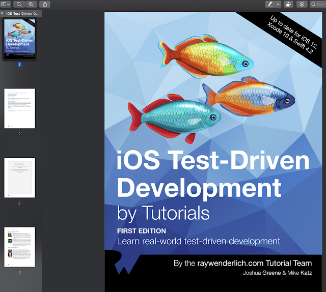iOS Test Driven Development